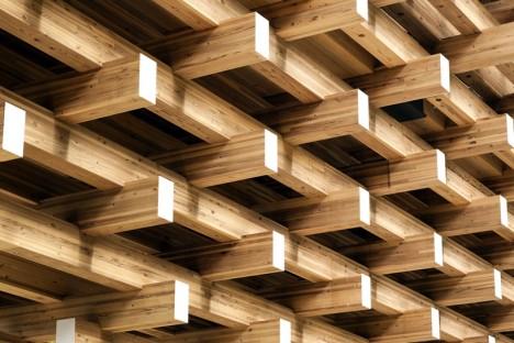 wooden architecture bridge 3