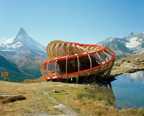 wooden architecture evolver 1