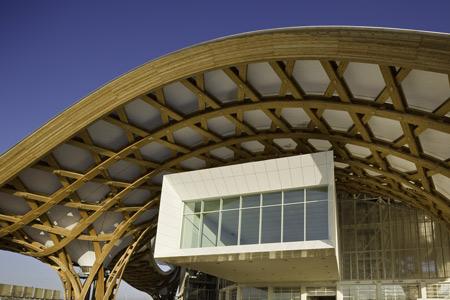 wooden architecture pompidou metz 3