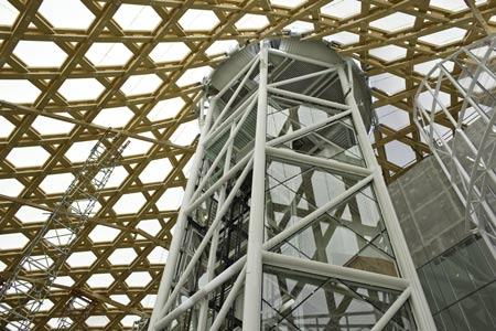wooden architecture pompidou metz 4
