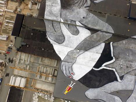 world's larest mural 3