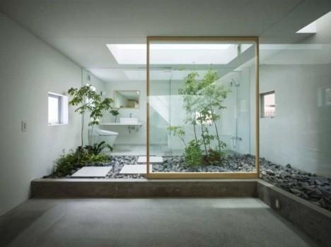 zen garden bathroom 2
