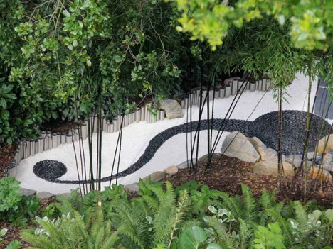 Zenith Of Zen 13 Nontraditional Takes On Japanese Gardens