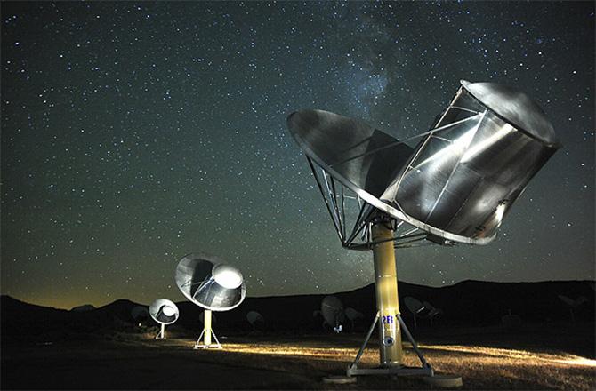 allan telescope array