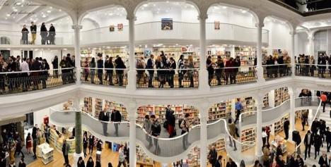 bookstore carousel of light 2
