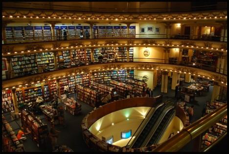 bookstores el ateneo 3