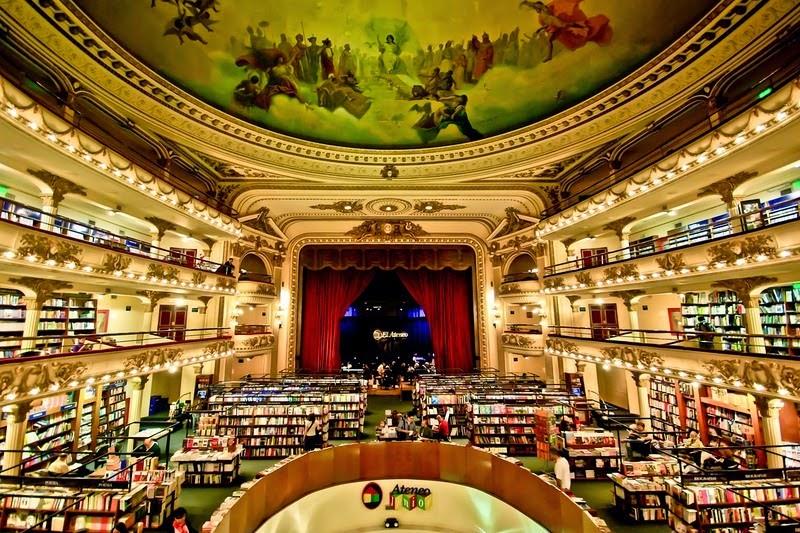 bookstores el ateneo