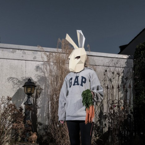 diy bunny rabbit