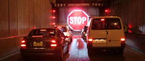 emergency stop lighting