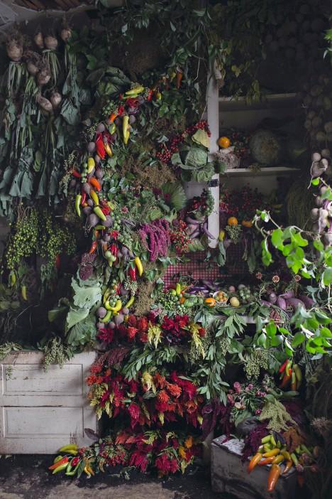 floral decor creative
