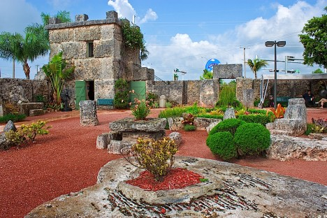 freaky florida coral castle 1
