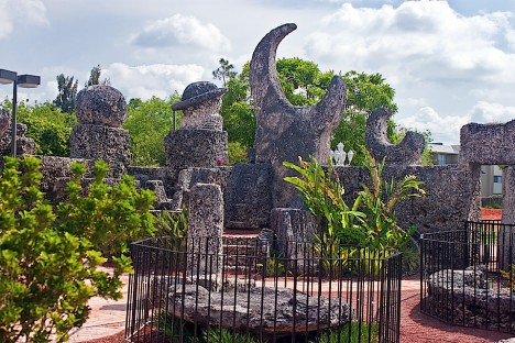 freaky florida coral castle 2
