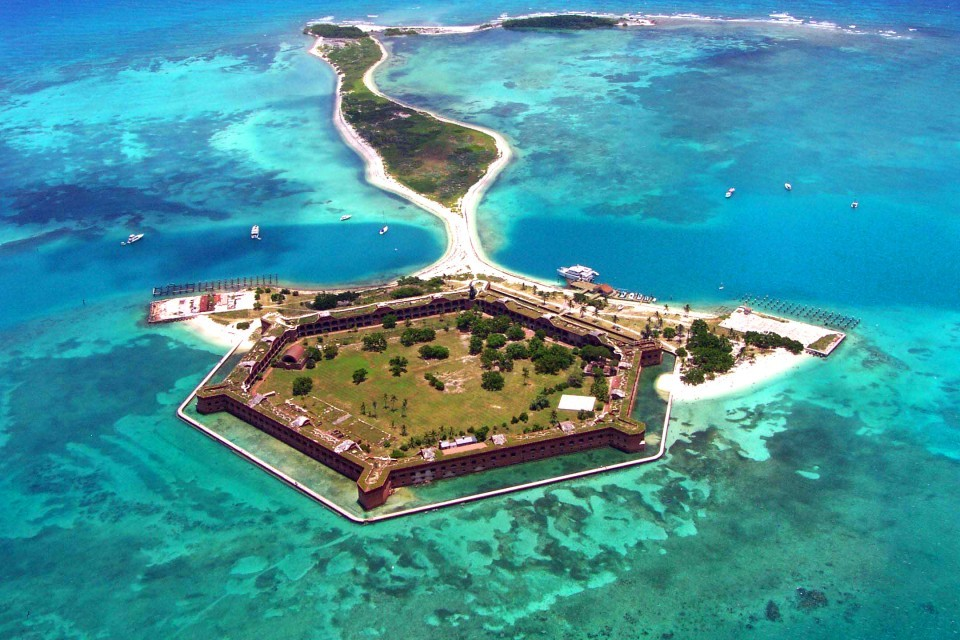 freaky florida fort jefferson 1
