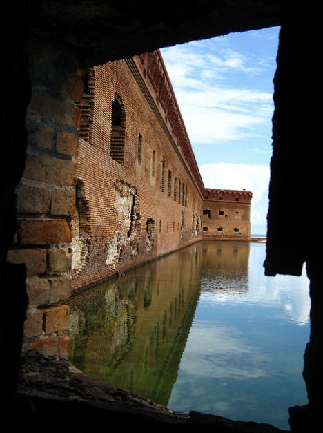 freaky florida fort jefferson 2