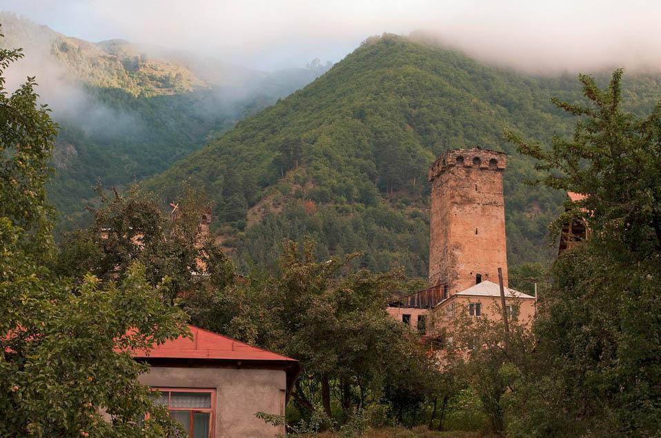georgia defensible mountain homes
