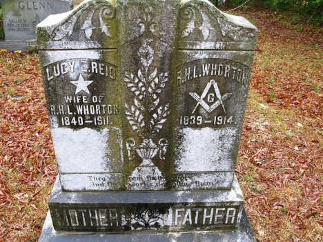 grave symbolism compass 2