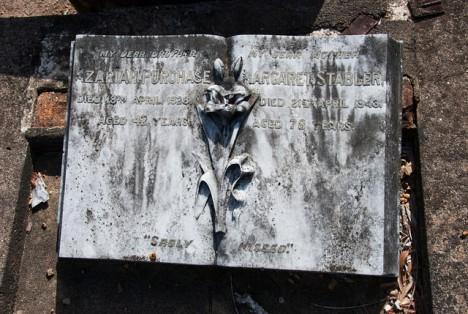 grave symbolism open book 1
