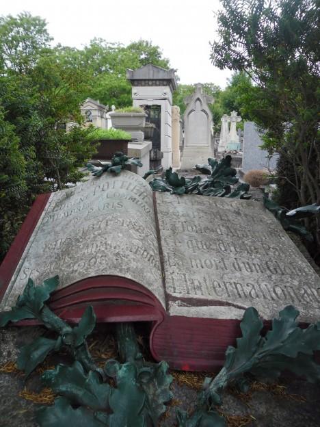 grave symbolism open book 2