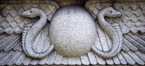 grave symbolism snakes 2