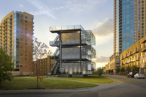 kasitam modular urban houses