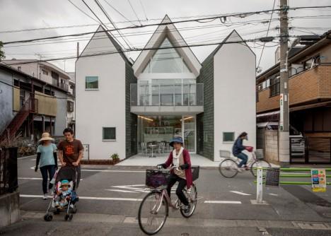 modular 3 piece house
