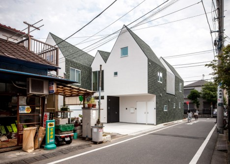 modular demolition house japan