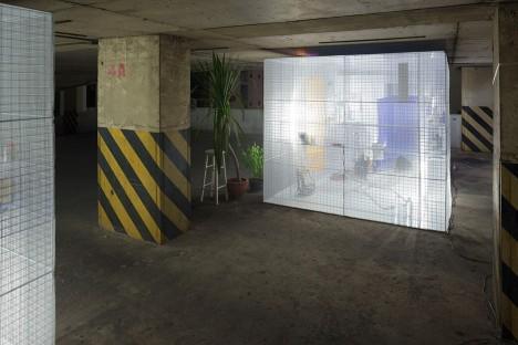 modular dwelling interior design