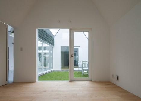modular home deck area
