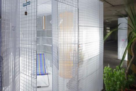 modular home entrance