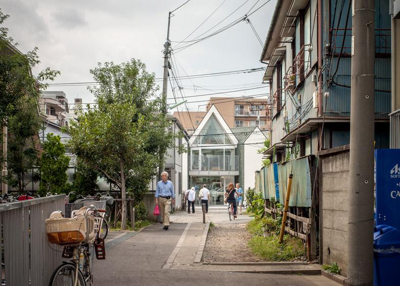 modular house potential street