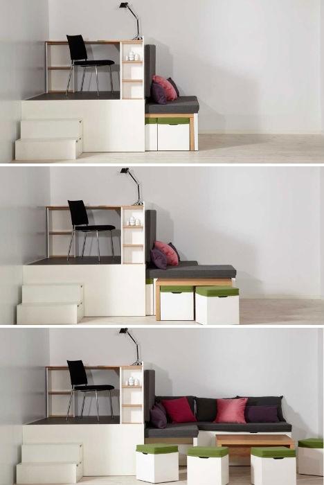 nesting bedroom 1