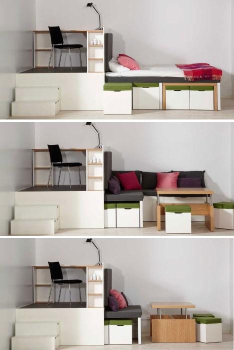 nesting bedroom 2