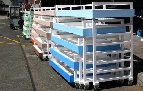 nesting bunk beds `
