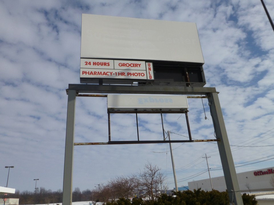 Blue Lights Out 10 Closed Amp Abandoned Kmart Stores Urbanist