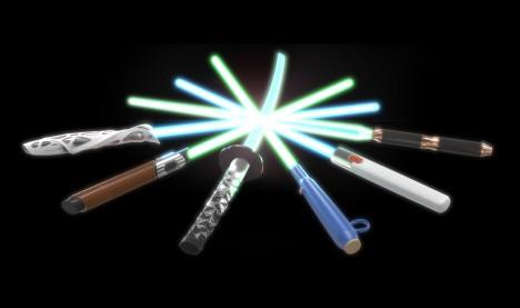 Star Wars x Starchitects: Lightsabers Meet Modern Design