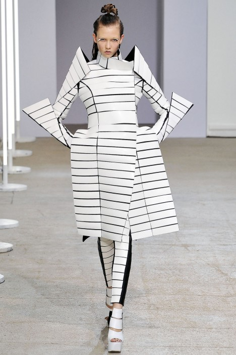 Structural Design Fashion