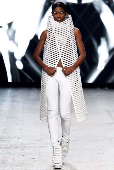 architectural fashion gareth pugh 3