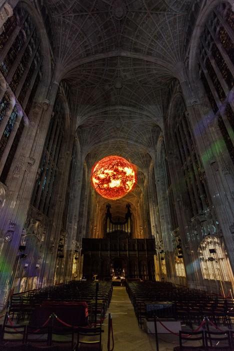 chapel in space 3