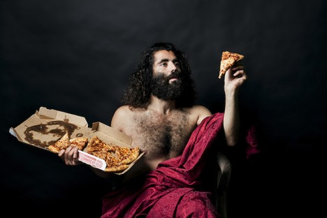 classic art fast food 1
