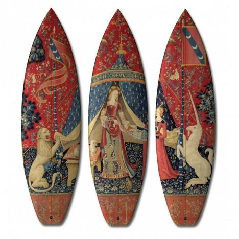 classic art surfboards