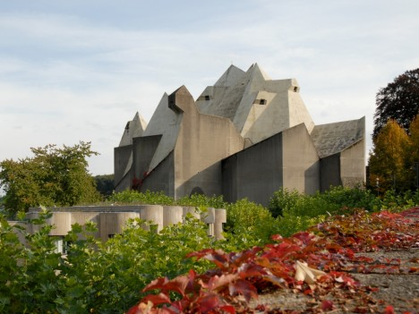 cruel concrete pilgrimage church 1