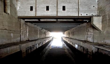 cruel concrete sous marine 3