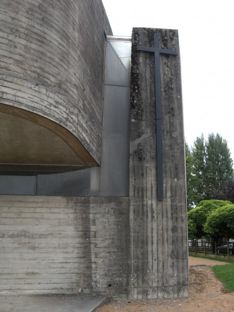 cruel concrete st bernadette 3
