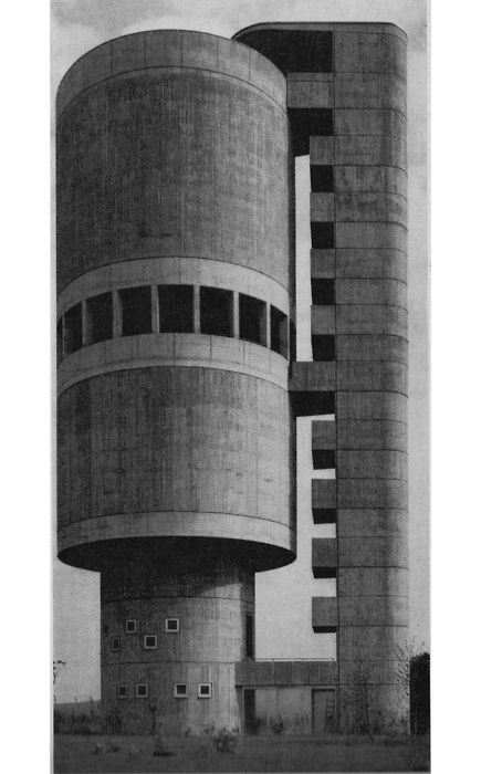 cruel concrete water tower 2