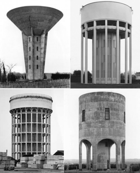 cruel concrete water towers 3