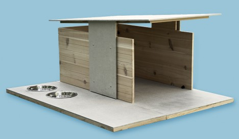 designer dog house
