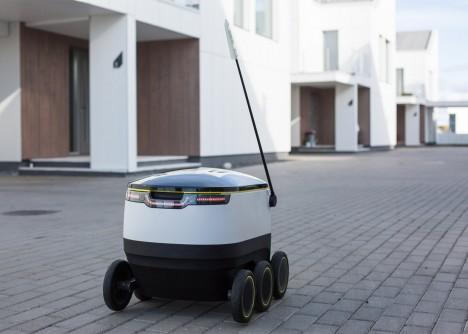 drone neighborhood deliveries