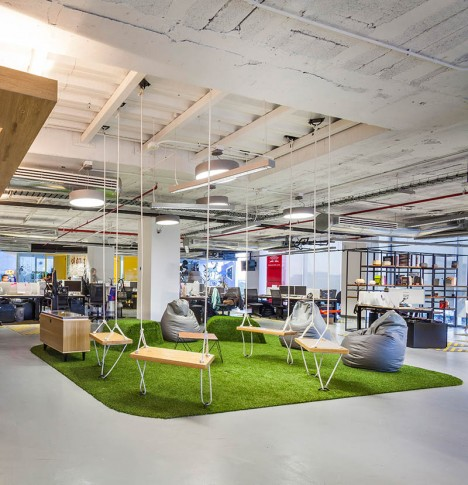 Work Perks These 13 Offices Are Way More Fun Than Yours Urbanist