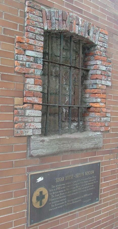 hidden nyc sugar house prison