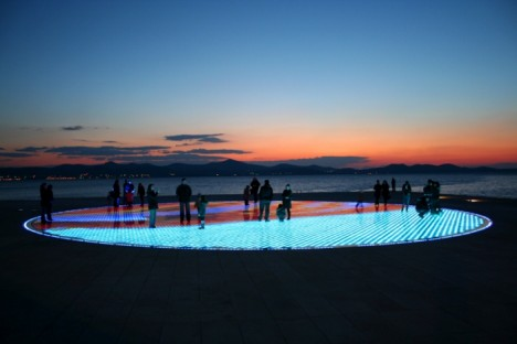 light art croatia